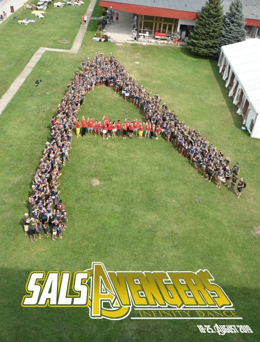 2019-es Tábor: SalsAvengers